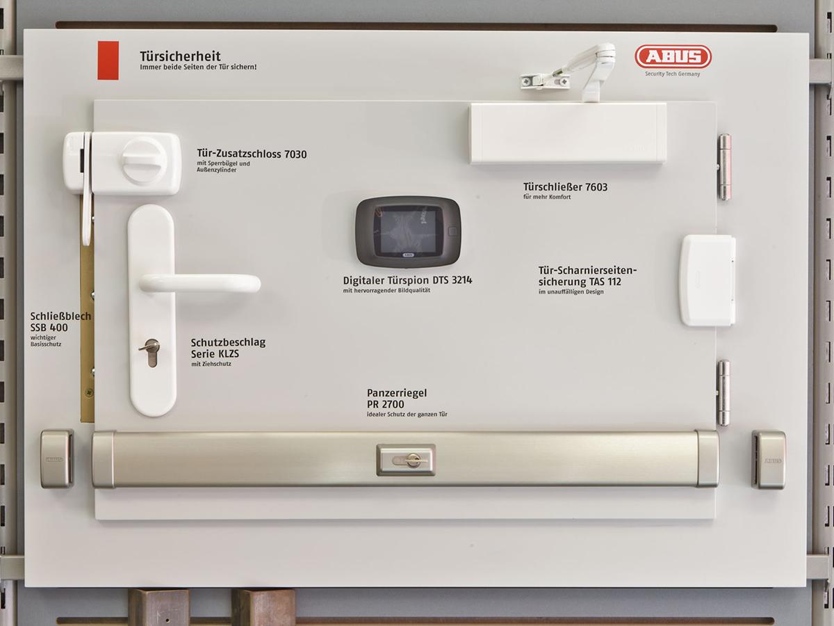 mechanische einbruchsicherung von abus elektro feld ohg. Black Bedroom Furniture Sets. Home Design Ideas